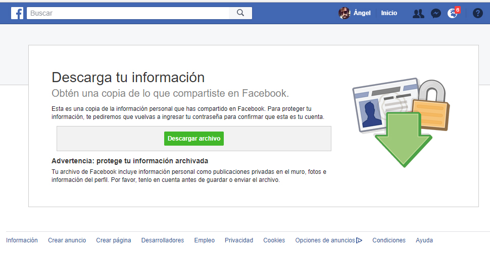 facebook-descarga-datosprin