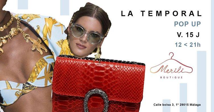 Pop up en La Temporal este viernes