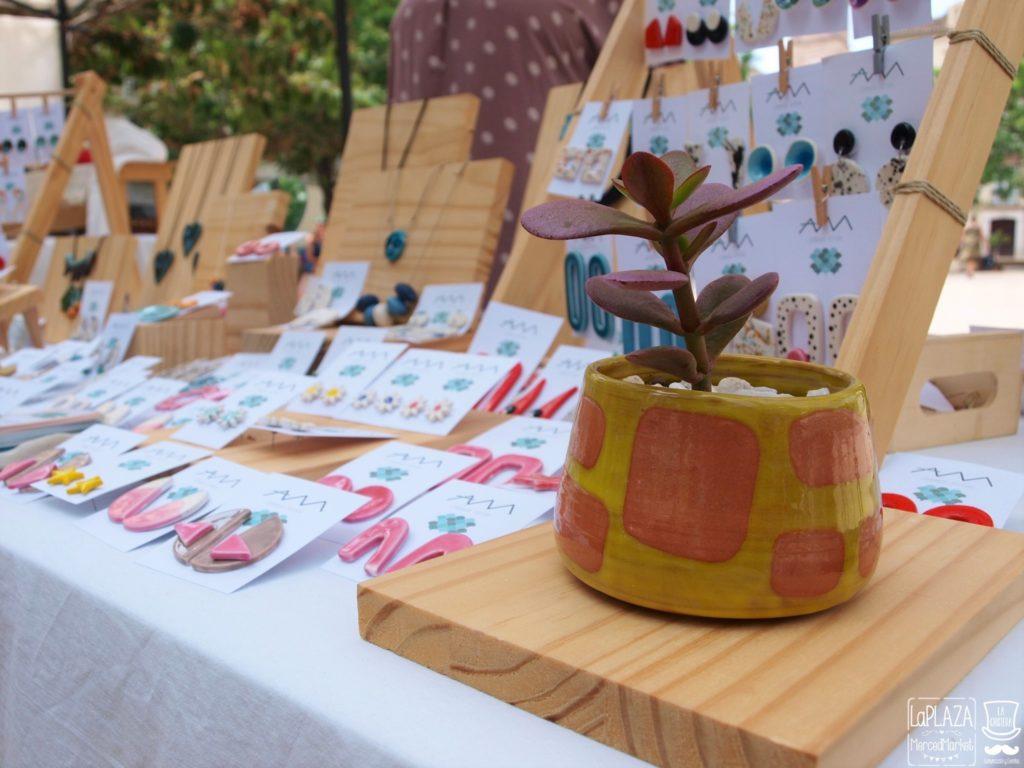Artesanía en La Plaza Merced Market este domingo